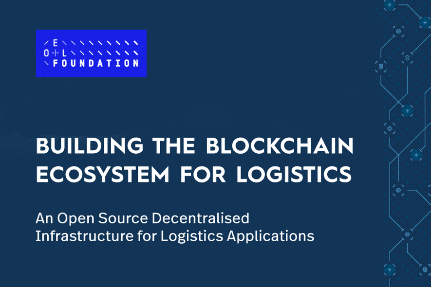 oel foundation blockchain ecosystem logistics