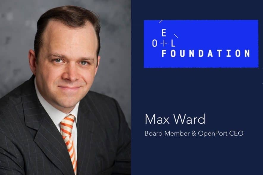 oel foundation openport ceo max ward interview