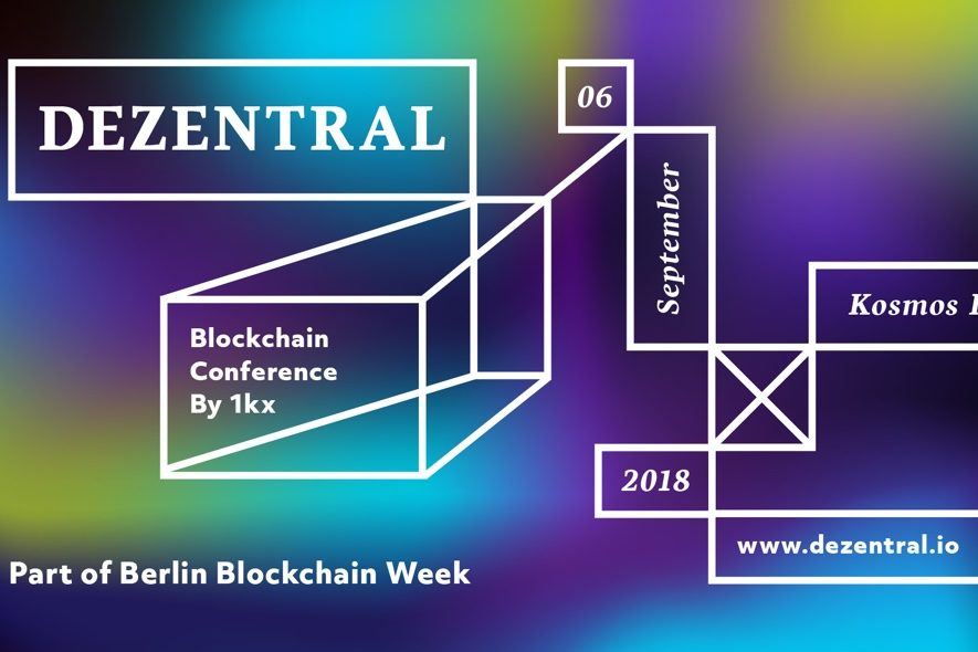 Berlin-Blockchain-Week