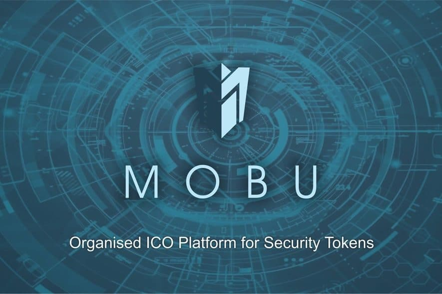 mobu ico security tokens