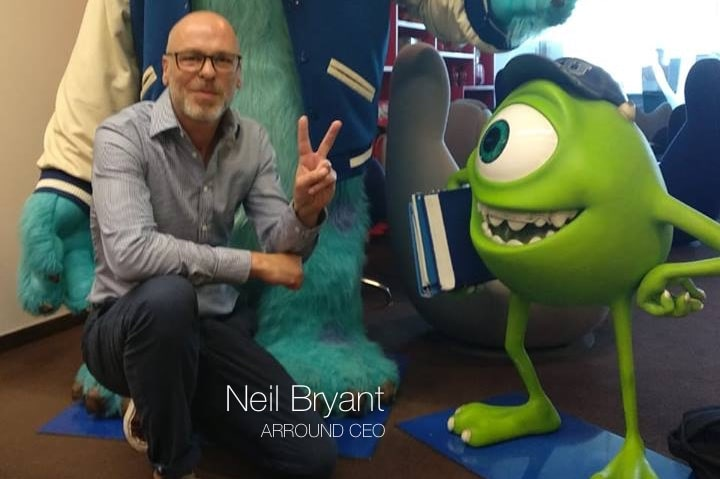 neil bryant arround ceo
