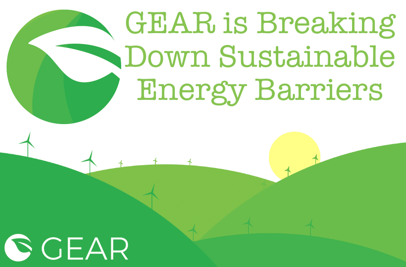 Gear Token Sustainable energy blockchain
