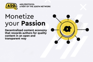 asq platform askfm monetize your passion