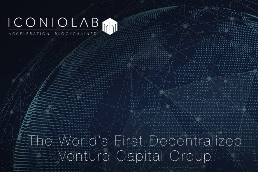 iconiql ab venture capital decentralized