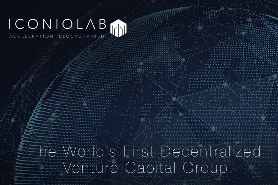iconiql ab venture capital decentralized