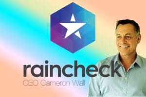 raincheck ceo cameron wall interview