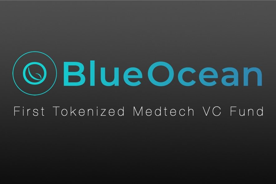 blueocean medtech vc fund tokenized