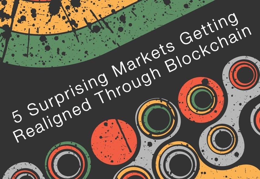 business markets blockchain revolution