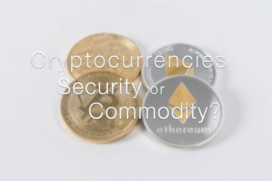 crypto security or commodity