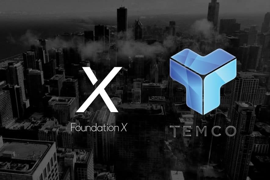 foundationx temco partnership