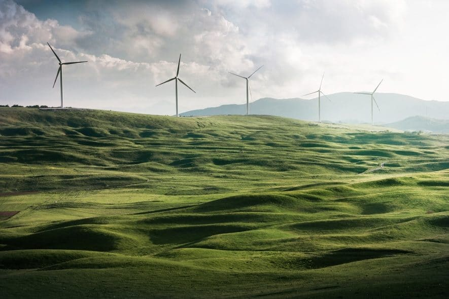 is blockchain the answer governments need for the renewable energy