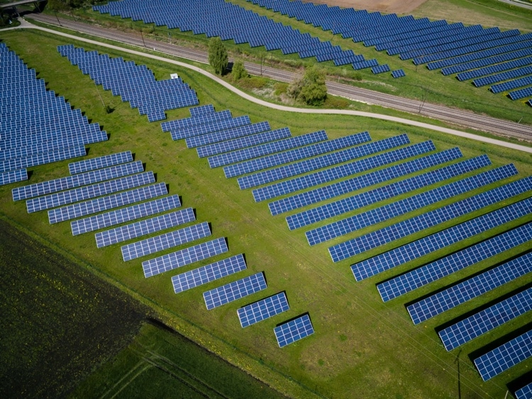 solar energy blockchain