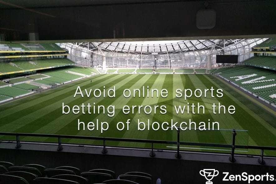 sports betting blockchain