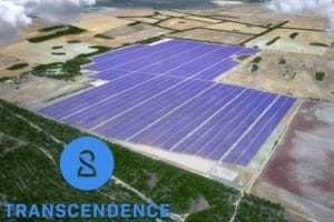 transcendence solar project asia