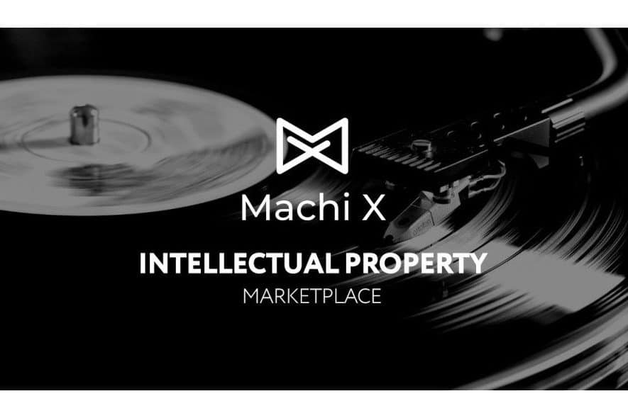 machi x intellectual property marketplace