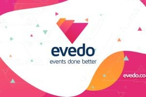 evedo blockchain events ieo