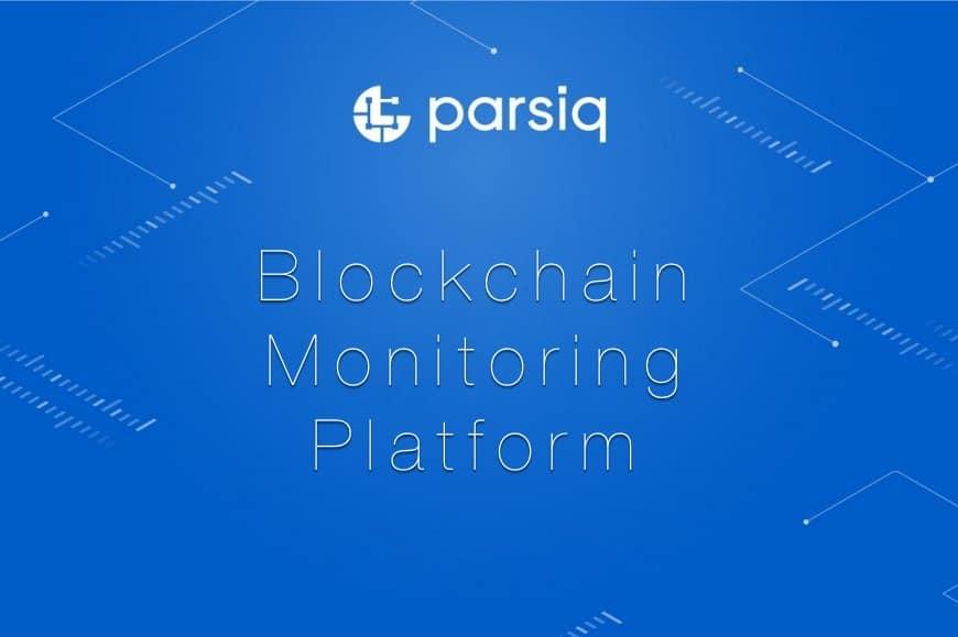 parsiq-blockchain-monitoring-platform