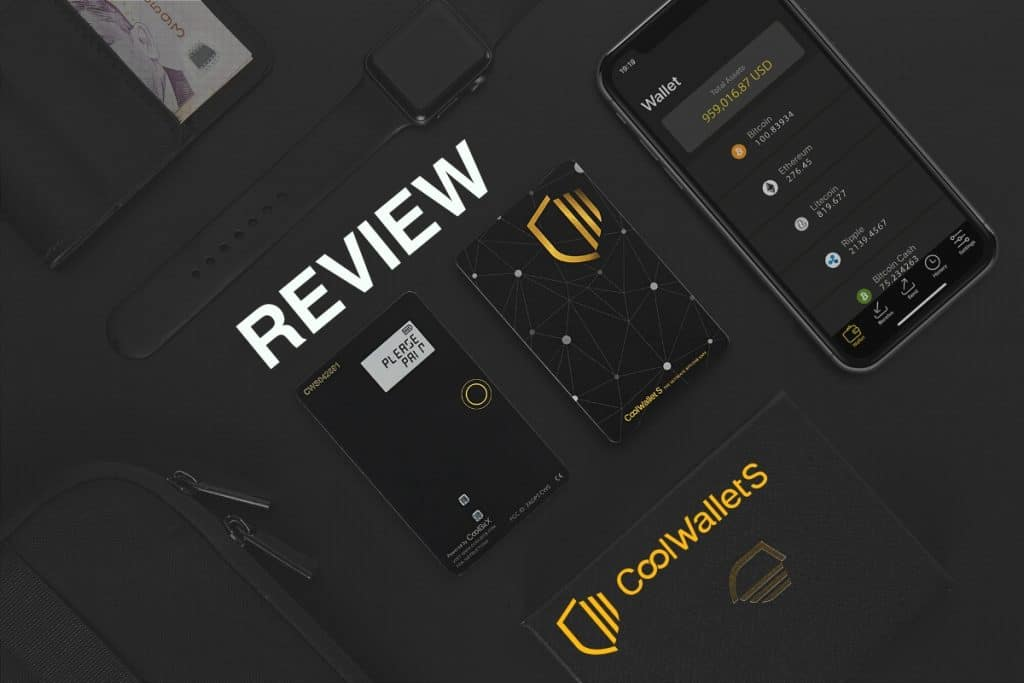 hardware cryptocurrency wallet review