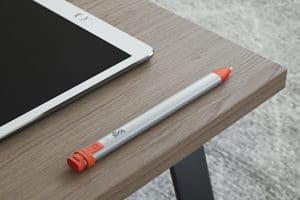 logitech crayon review iPad drawing